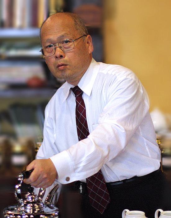 紅茶専門店 TEAS Liyn-an 店主 堀田信幸